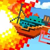 Ventivian Defender - Pixel Steampunk Battles... of DOOM!