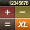 Calculator XL - Standard, Scientific, & Unit Converter