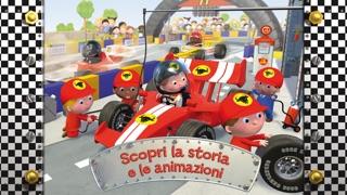 Screenshot of L'auto da corsa di Fernando - Ragazzino2