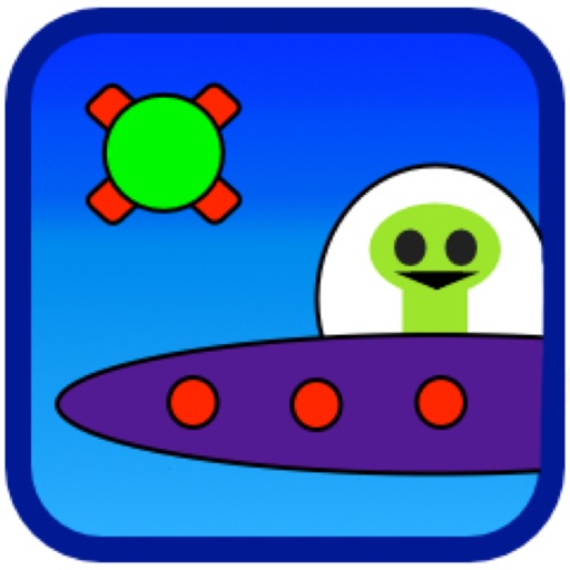 Alien Strike - Save the Planet Icon