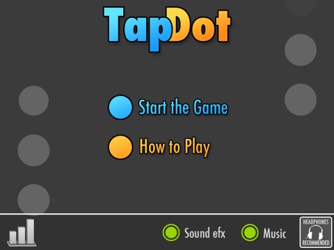 Screenshot #1 for TapDot