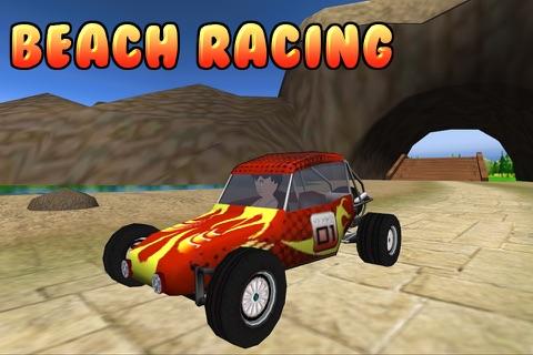 Beach Racing screenshot 1