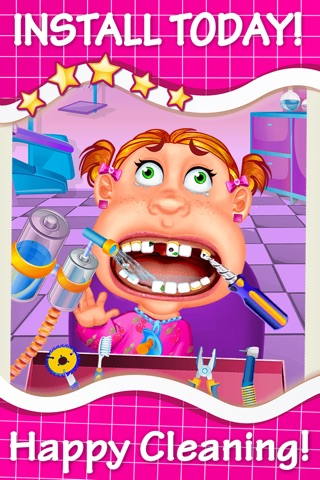 Baby Dentist Make-Over - Little Hand And Ear Doctor Salon For Fashion Kids screenshot 3