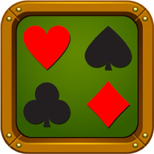 Free Solitaire - Simple, Vegas, and TIme Scoring iOS App