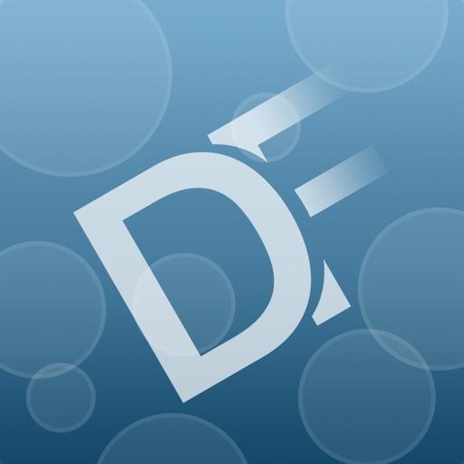 Diction Fall iOS App