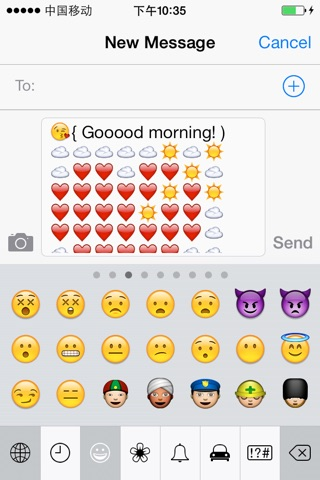 Download Emoji Keyboard For Messagetextingsms Characters Symbols