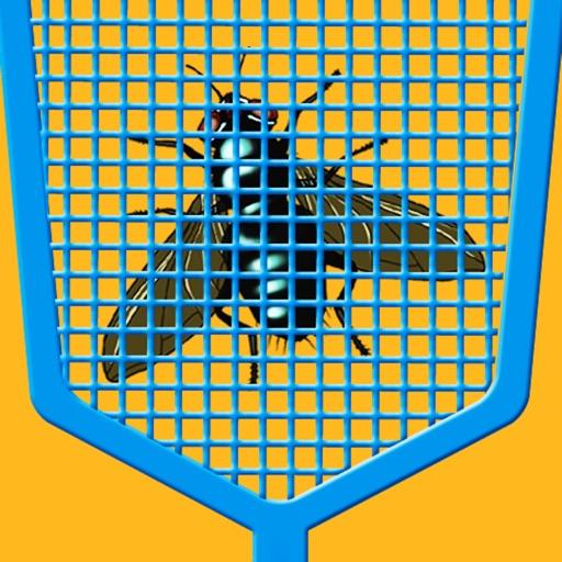 拍苍蝇:蝿たたき