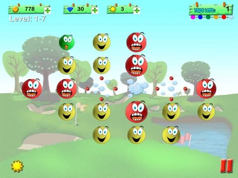 Golf Ball Blast - Fun Free Game-ipad-0
