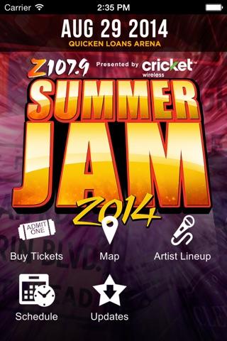 Summer Jam Cleveland screenshot 1