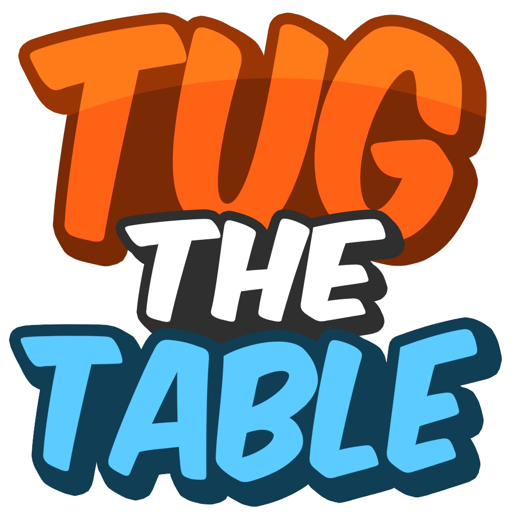 Tug the Table (AppStore Link)