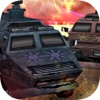 Cross Country Convoy Combat powerful cross