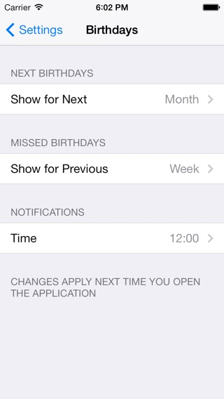 how to set birthday reminders on iphone 8