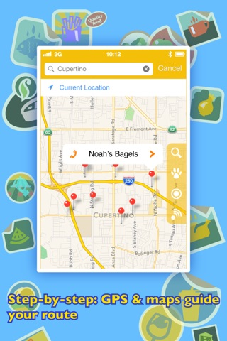Where To Eat? PRO - Find restaurants using GPS. screenshot 4