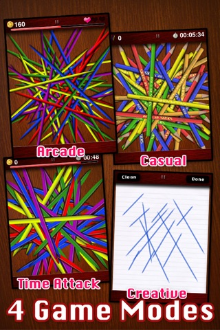 Pick-Up Sticks screenshot 1