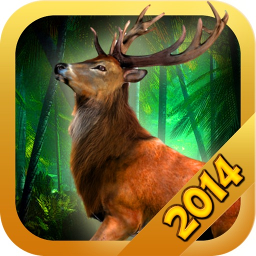 Deer Hunter : Animal Shooting with Action, Adventure and Fun Games iOS App