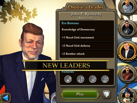 Screenshot #3 for Civilization Revolution 2