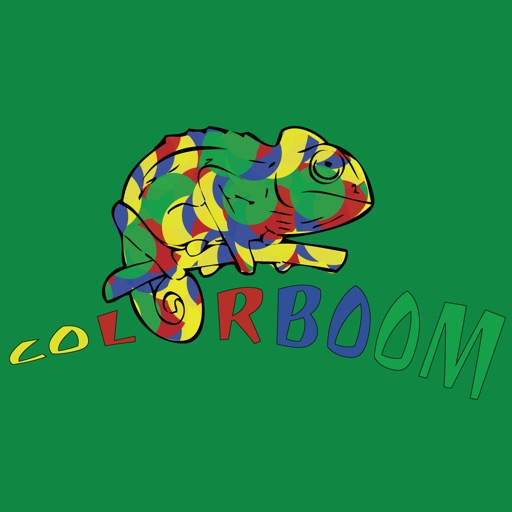 ColorBoom Icon