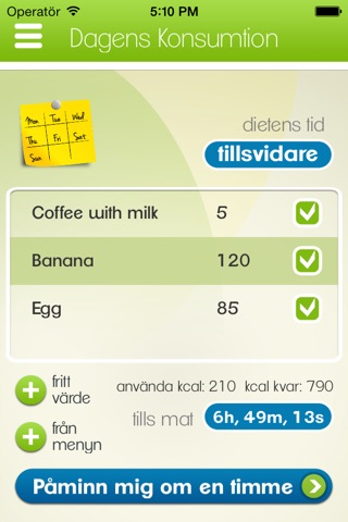 5:2 Health Diet App screenshot 3