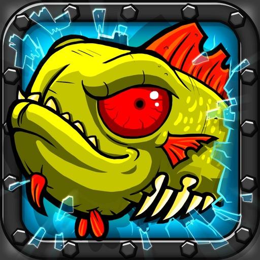 僵尸鱼复仇:Zombie Fish Tank