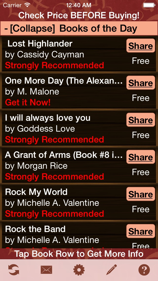 download Best Free Books for Kindle apps 0