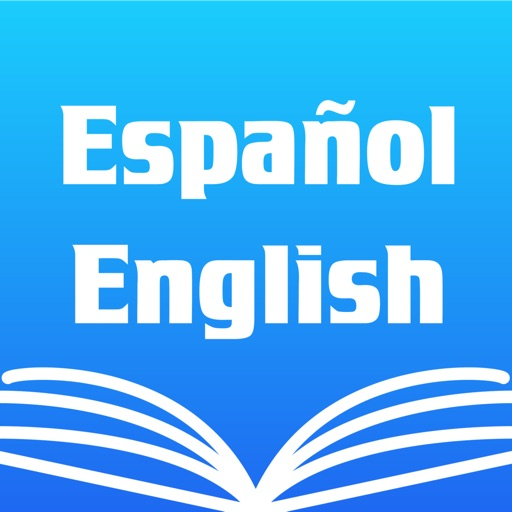 Spanish English Dictionary Free・ Diccionario Español Inglés Gratis- Learn, Translate,Travel with offline vocabulary and phrase translator pro with audio pronunciation sound for lesson and course in spain iOS App