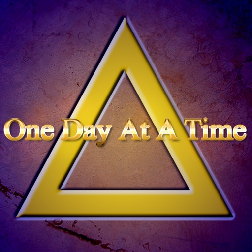 One Day At A Time - Alcoholics Anonymous (AA) iOS App