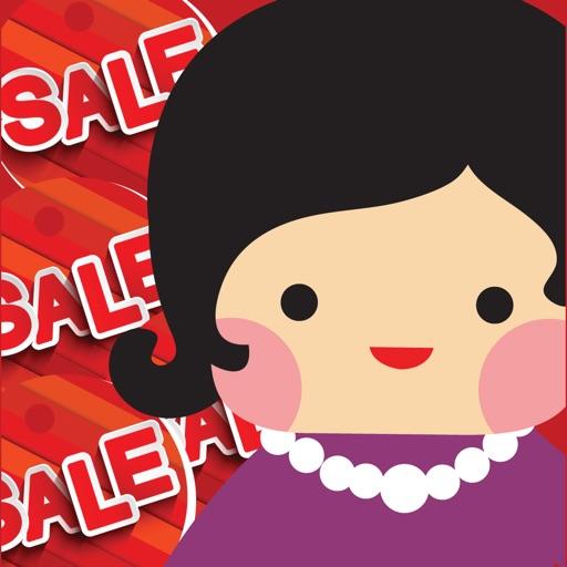 Auntie Shopaholic Steps - Tap Tap Free iOS App