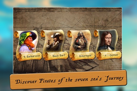 Aphrodite mermaids & Pirates of Atlantis Seven Seas Progressive SLOTS odyssey screenshot 3
