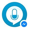 Messenger向け音声&翻訳 - マルチリンガルチャット向け音声-音声翻訳アプリ