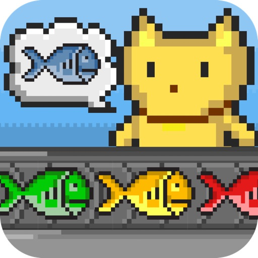 Cat and Fish iOS App