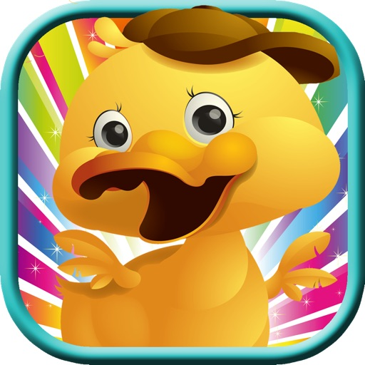 Rainbow Rubber Ducky & Friends! - A Match Adventure Saga! iOS App