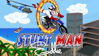 Screenshot of Stuntman Eddie: Motorbike Daredevil1