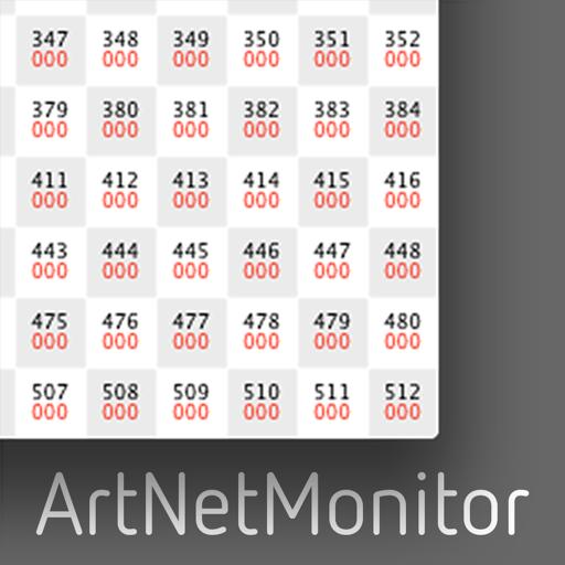 ArtNetMonitor
