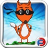 Krazy Clumsy Jump: A Run by Mr Nin-Fox Against Gravity - iPad