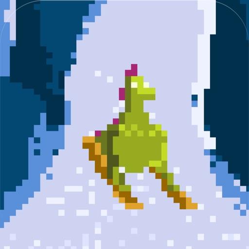 Snow Dino iOS App