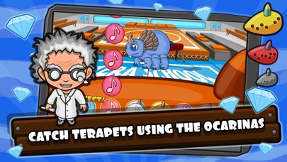 Screenshots of Terapets 2 - Monster Dragon Evolution for iPhone