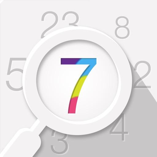数数:Next – Numbers