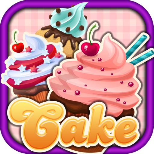 War of the Cupcakes - tasty sweet delicious crush cupcake saga in hollywood 2 in 3D iOS App