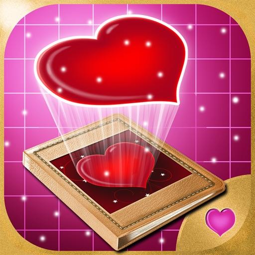 Bigsaw Love (Valentine's Day Edition) - Go Beyond Jigsaw iOS App