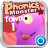 Phonics Monster Town 1 for iPhone