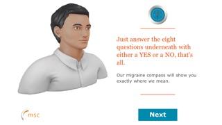 Migraine Compass Скриншоты3