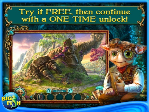 Nearwood HD - A Hidden Object Game with Hidden Objects screenshot 1