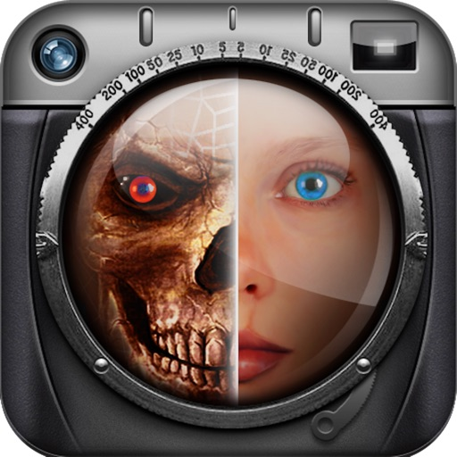 Zombie Face Booth (Zombie Detector) iOS App