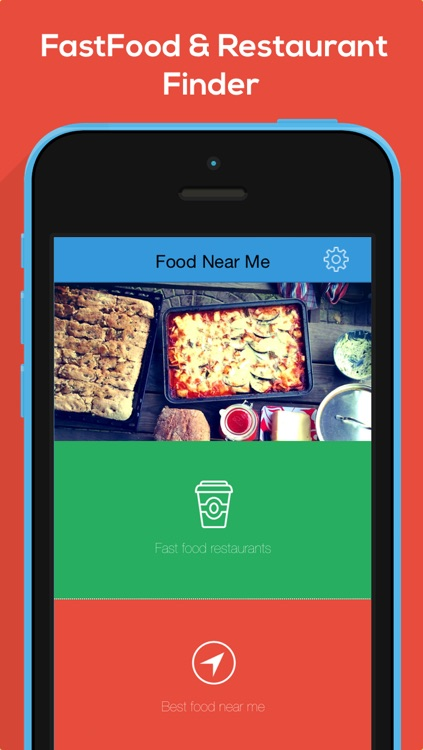 Fast Food Finder Restaurant Locator Atm Bar Cafe Localizer By
