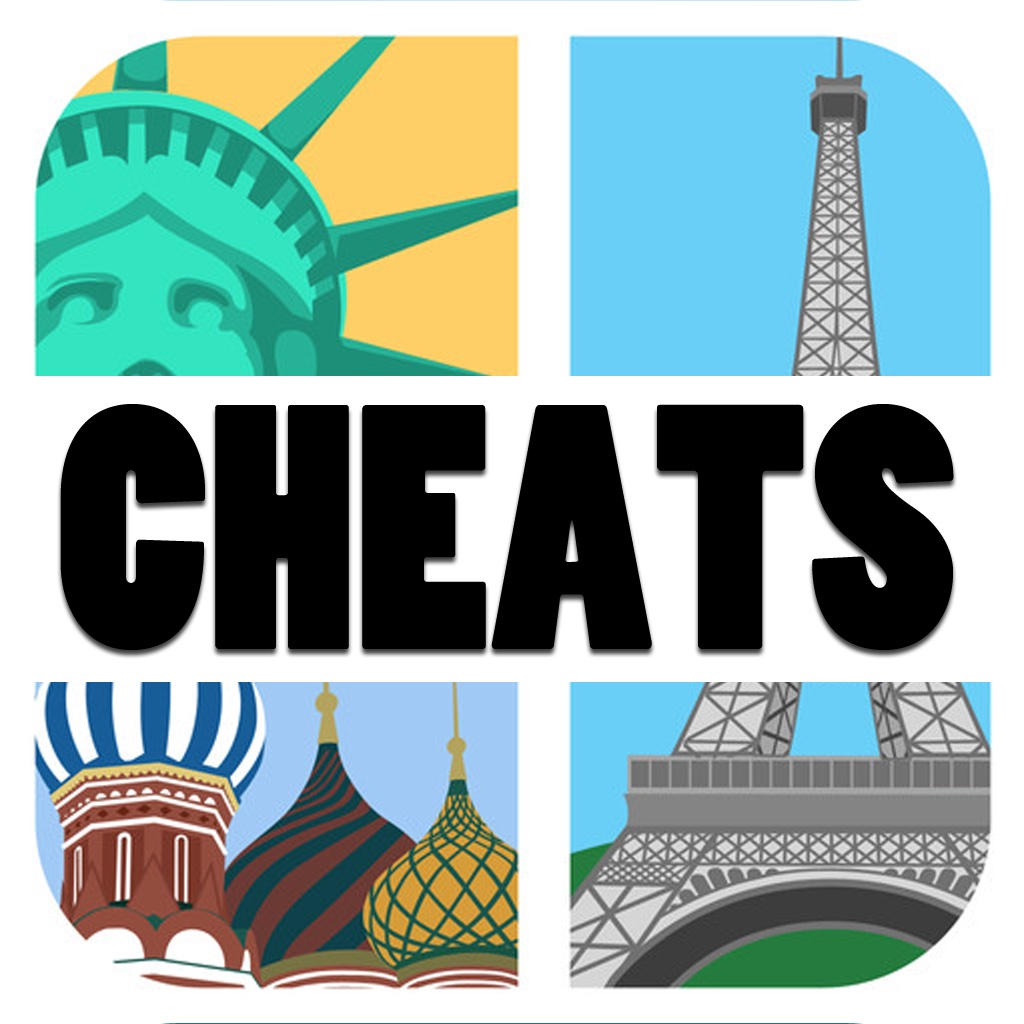 Cheats for Hi Guess The Place - answers to all puzzles with Auto Scan cheat iOS App