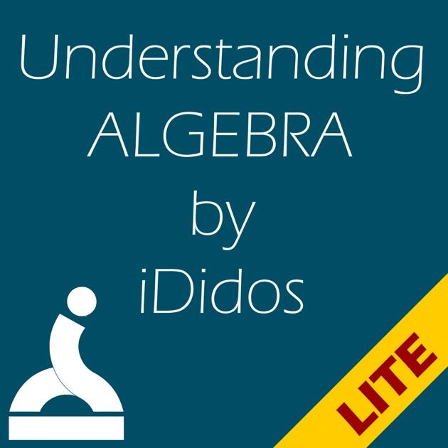 Understanding Algebra on the App Store