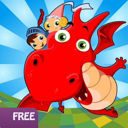 My Little Dragon Kids Escape:FREE Addictive Line Drawing Game iOS App