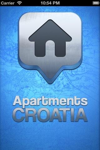 Apartments Croatia screenshot 1