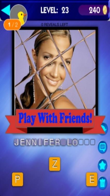 Guess The Celebrities Quiz Pro - Cool Tiled Faces Game - Advert Free  Version by Fun Apps Ltd
