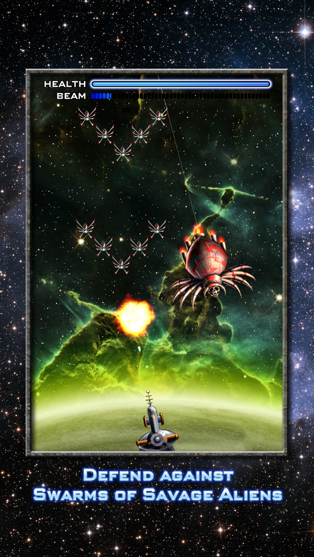 Screenshot #6 for Space Frak HD